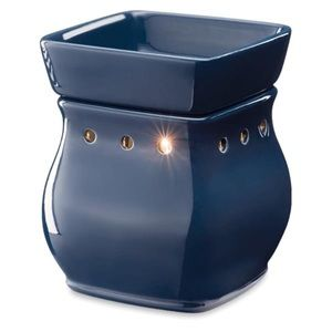 Navy curve Scentsy warmer